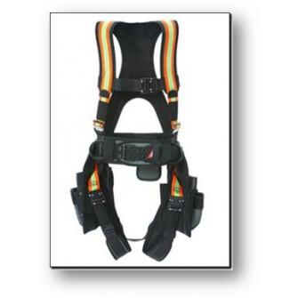 Harnais haut de gamme, ceinture à outils intégrée
